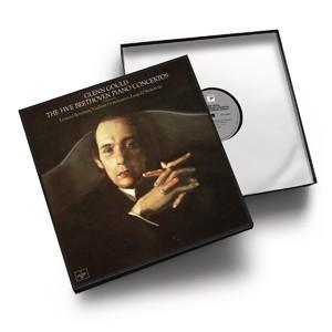 [枚数限定][限定]ベートーヴェン:ピアノ協奏曲全集【アナログ盤】【輸入盤】▼/グレン・グールド[ETC]【返品種別A】|Joshin web CDDVD PayPayモール店