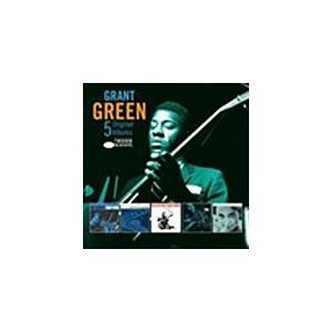 [枚数限定][限定盤]5 ORIGINAL ALBUMS【輸入盤】▼/GRANT GREEN[CD]【返品種別A】