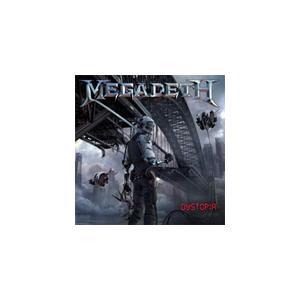 DYSTOPIA【輸入盤】▼/MEGADETH[CD]【返品種別A】|joshin-cddvd