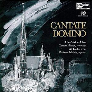 カンターテ・ドミノ〜世界のクリスマス音楽 /Cantate Domino【輸入盤】/オスカル・モテッ...