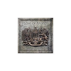 PSYCHOTIC SYMPHONY【輸入盤】▼/SONS OF APOLLO[CD]【返品種別A】|joshin-cddvd