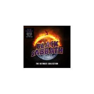 THE ULTIMATE COLLECTION【輸入盤】▼/BLACK SABBATH[CD]【返品種別A】|joshin-cddvd