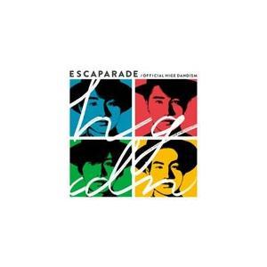 [枚数限定]エスカパレード(通常盤)/Official髭男dism[CD]【返品種別A】|Joshin web CDDVD PayPayモール店