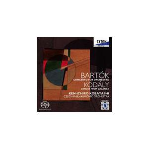 バルトーク:管弦楽のための協奏曲/小林研一郎[HybridCD]【返品種別A】|Joshin web CDDVD PayPayモール店