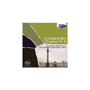 チャイコフスキー:交響曲 第5番/アシュケナージ(ウラディーミル),NHK交響楽団[HybridCD]【返品種別A】