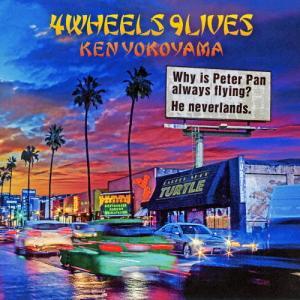 4Wheels 9Lives/Ken Yokoyama[CD]【返品種別A】|Joshin web CDDVD PayPayモール店