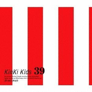 39/KinKi Kids[CD]通常盤【返品種別A】 joshin-cddvd