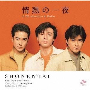 情熱の一夜/少年隊[CD]【返品種別A】 joshin-cddvd
