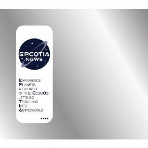 [枚数限定][限定盤]EPCOTIA(初回盤)/NEWS[CD+DVD]【返品種別A】|joshin-cddvd