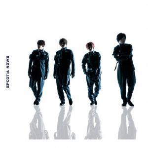 [初回仕様]EPCOTIA(通常盤)/NEWS[CD]【返品種別A】|joshin-cddvd