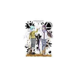 [枚数限定][限定版]ソードアート・オンラインII 1(完全生産限定版)/アニメーション[Blu-r...