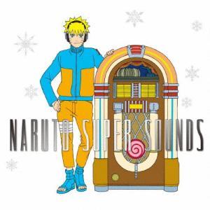 [期間限定][限定盤]NARUTO SUPER SOUNDS/アニメ主題歌[CD+DVD]【返品種別A】|joshin-cddvd