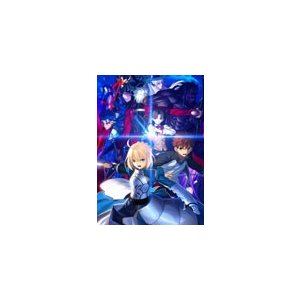 [枚数限定][限定版]Fate/stay night[Unlimited Blade Works]Blu-ray Disc Box I/アニメーション[Blu-ray]【返品種別A】|joshin-cddvd
