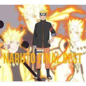 [期間限定][限定盤]NARUTO FINAL BEST/TVサントラ[CD+DVD]【返品種別A】