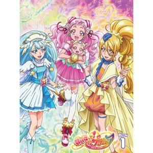 HUGっと!プリキュア vol.1【Blu-ray】/アニメーション[Blu-ray]【返品種別A】|joshin-cddvd