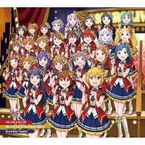 THE IDOLM@STER MILLION THE@TER GENERATION 01 Brand New Theater!/765 MILLION ALLSTARS[CD]【返品種別A】