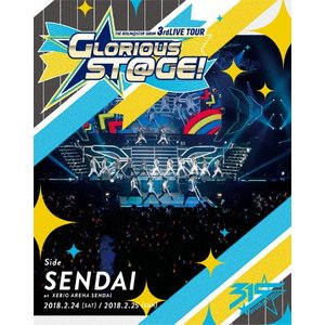 THE IDOLM@STER SideM 3rdLIVE TOUR 〜GLORIOUS ST@GE!〜 LIVE Blu-ray Side SENDAI/アイドルマスターSideM[Blu-ray]【返品種別A】|joshin-cddvd