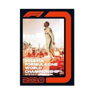 2018 FIA F1 世界選手権 総集編 DVD版/モーター・スポーツ[DVD]【返品種別A】