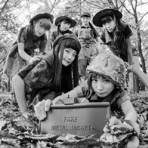 FAKE METAL JACKET/BiSH[CD]【返品種別A】