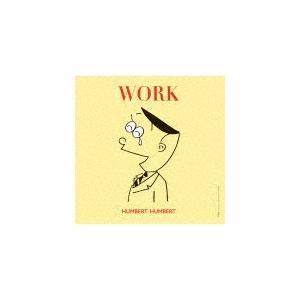WORK/ハンバートハンバート[CD]通常盤【返品種別A】