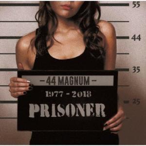 [枚数限定][限定盤]PRISONER(初回限定盤)/44MAGNUM[CD]【返品種別A】|joshin-cddvd