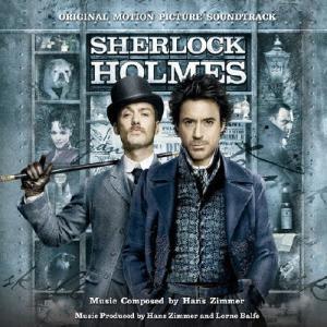 「シャーロック・ホームズ」オリジナル・サウンドトラック/サントラ[CD]【返品種別A】