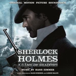「シャーロック・ホームズ シャドウ・ゲーム」オリジナル・サウンドトラック/ハンス・ジマー[CD]【返...