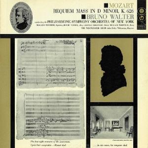 [期間限定][限定盤]モーツァルト:レクイエム/ワルター(ブルーノ)[CD]【返品種別A】