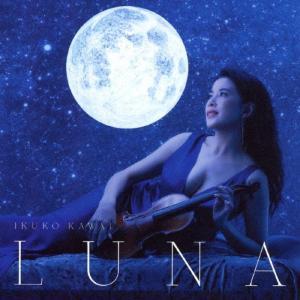 LUNA/川井郁子[Blu-specCD2]【返品種別A】 joshin-cddvd
