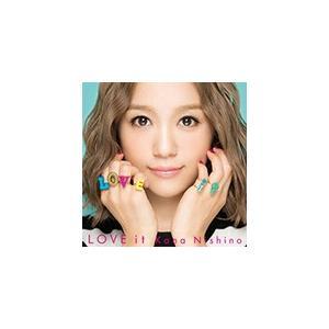 LOVE it(通常盤)/西野カナ[CD]【返品種別A】|joshin-cddvd