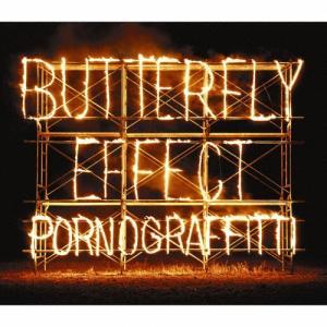 [枚数限定][限定盤]BUTTERFLY EFFECT(初回生産限定盤)/ポルノグラフィティ[CD+DVD]【返品種別A】|joshin-cddvd