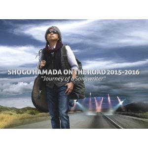 """[枚数限定][限定版]SHOGO HAMADA ON THE ROAD 2015‐2016""""Journey of a Songwriter"""
