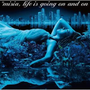 Life is going on and on/MISIA[CD]通常盤【返品種別A】|joshin-cddvd