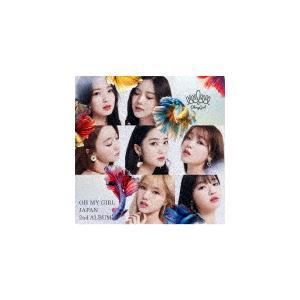 [枚数限定][限定盤][先着特典付]OH MY GIRL JAPAN 2nd ALBUM(初回限定盤B)/OH MY GIRL[CD+DVD]【返品種別A】|joshin-cddvd