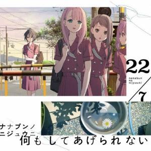 何もしてあげられない(Type-B)/22/7[CD+DVD]【返品種別A】|joshin-cddvd