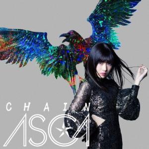 [枚数限定][限定盤]CHAIN(初回生産限定盤)/ASCA[CD+Blu-ray]【返品種別A】