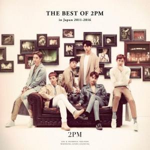 THE BEST OF 2PM in Japan 2011-2016(通常盤)/2PM[CD]【返品種別A】の画像