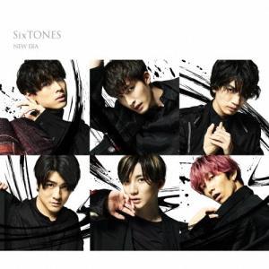 [枚数限定][限定盤]NEW ERA(初回盤)/SixTONES[CD+DVD]【返品種別A】の画像