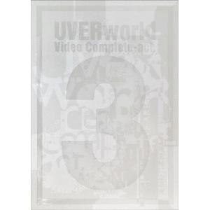 [枚数限定][限定版]Video Complete-act.3-(初回生産限定盤)【DVD】/UVERworld[DVD]【返品種別A】|Joshin web CDDVD PayPayモール店
