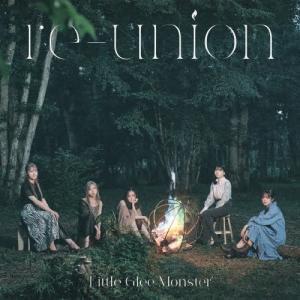 [枚数限定][限定盤]re-union(初回限定盤A)【CD+ライブBlu-ray】/Little Glee Monster[CD+Blu-ray]【返品種別A】の画像