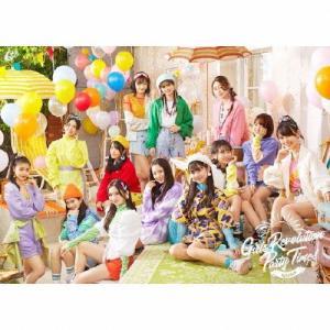 [枚数限定][限定盤][先着特典付]Girls Revolution/Party Time!(初回生産限定盤/DVD付)/Girls2[CD+DVD]【返品種別A】 Joshin web CDDVD PayPayモール店