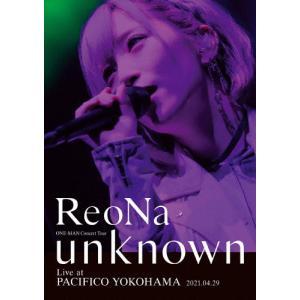 "[枚数限定][限定版]ReoNa ONE-MAN Concert Tour""unknown""Live at PACIFICO YOKOHAMA(初回生産限定盤)/ReoNa[Blu-ray]【返品種別A】の画像"