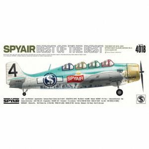 [枚数限定][限定盤]BEST OF THE BEST(初回生産限定盤)/SPYAIR[CD+DVD]【返品種別A】の画像