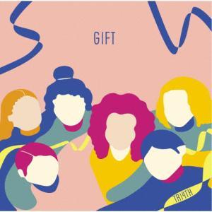 [枚数限定][限定盤]GIFT(初回生産限定盤)/TRI4TH[CD+Blu-ray]【返品種別A】の画像