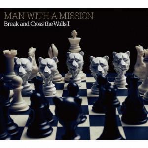 [枚数限定][限定盤][先着特典付]Break and Cross the Walls I(初回生産限定盤)【CD+ライブDVD】/MAN WITH A MISSION[CD+DVD]【返品種別A】|Joshin web CDDVD PayPayモール店