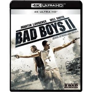 バッドボーイズ2バッド 4K ULTRA HD/マーティン・ローレンス[Blu-ray]【返品種別A...