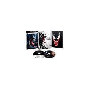 [枚数限定][限定版]ヴェノム 4K ULTRA HD & ブルーレイセット【初回生産限定】/トム・ハーディ[Blu-ray]【返品種別A】 joshin-cddvd