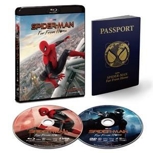 [枚数限定][限定版][上新オリジナル特典付]スパイダーマン:ファー・フロム・ホーム ブルーレイ&DVDセット(初回生産限定) [Blu-ray]【返品種別A】