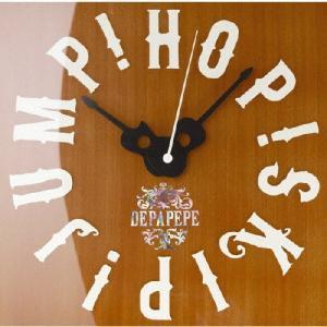HOP!SKIP!JUMP!/DEPAPEPE[CD]【返品種別A】|joshin-cddvd