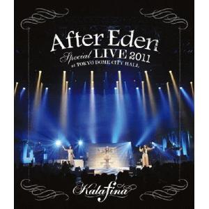 """After Eden"" Special LIVE 2011 at TOKYO DOME CITY HALL/Kalafina[Blu-ray]【返品種別A】"